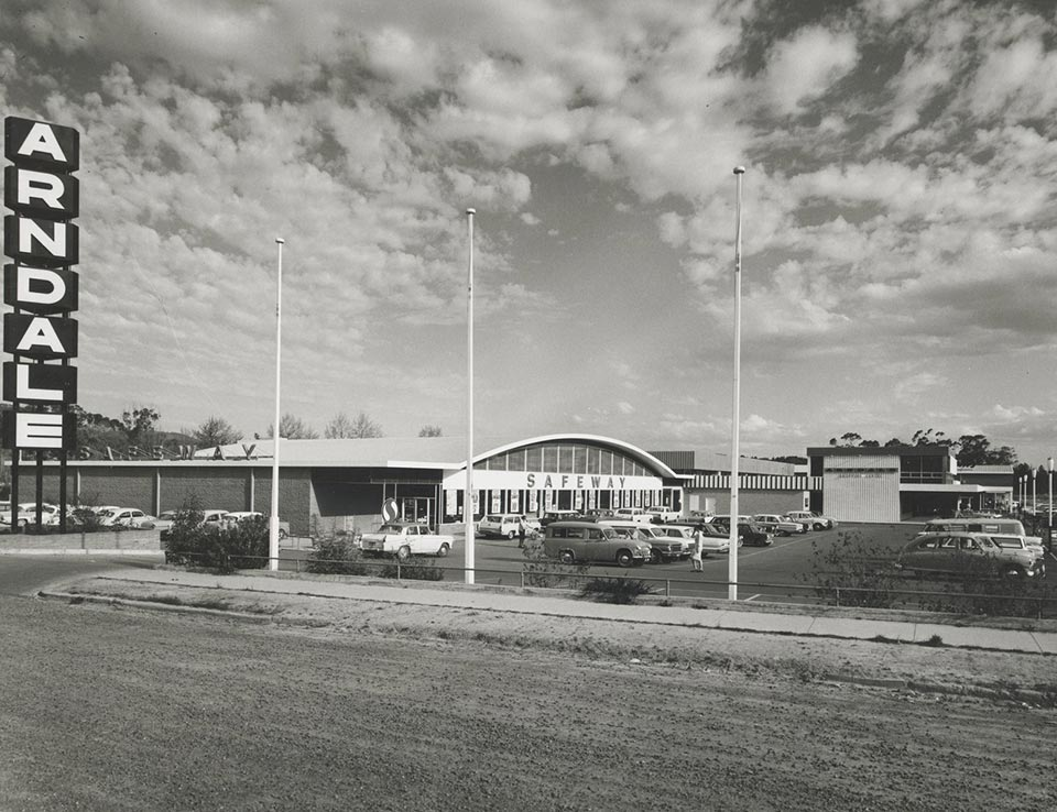 Safeway Croydon 1967